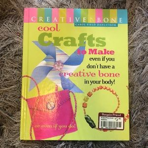 📖 Cool Crafts to Make Book 🧶